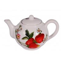 Чайник 1000 мл SPIGARELLI Strawberry,клубника